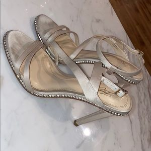 Imagine Vince Camuto high heels